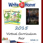 Language Arts in Our Homeschool (2014 – 2015)