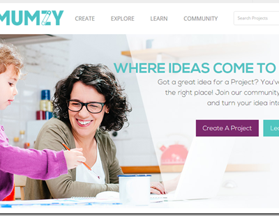 Crowdsource Funding with MUMZY to Finance Your Dreams as an Entrepreneur