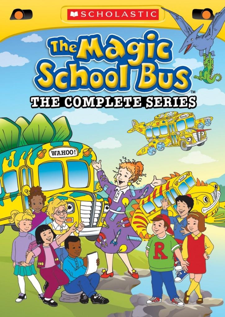 Magic School Bus Complete Series