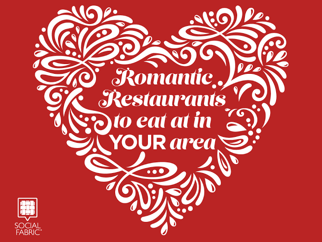 SoFab Valentine's Day Romantic Restaurants