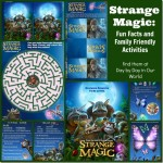Disney's Strange Magic Family Friendly Activities and Fun Facts