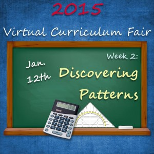 Virtual Curriculum Fair Week 2 Discovering Patterns 2015