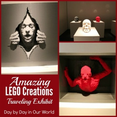Visiting the Traveling LEGO Exhibit at the Anchorage Museum
