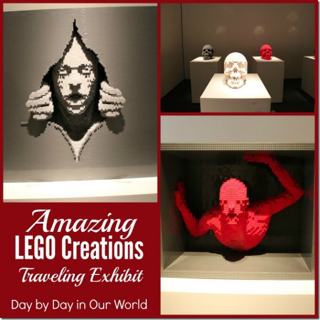 Amazing LEGO Creations Seen at the Traveling Exhibit Anchorage Museum Blog