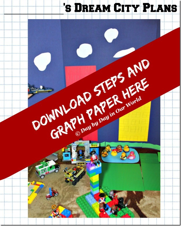 Download Steps and Graph Paper for Creating a Dream City