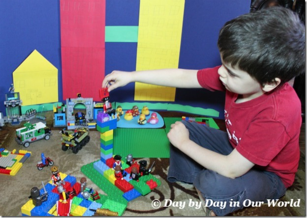 Engaging in Imaginative Play