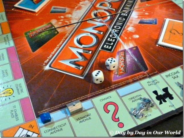 Monopoly Was a Favorite Board Game in My Youth