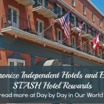 Patronize Independent Hotels and Earn STASH Hotel Rewards
