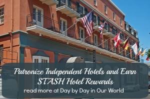 STASH Hotel Rewards Editorial