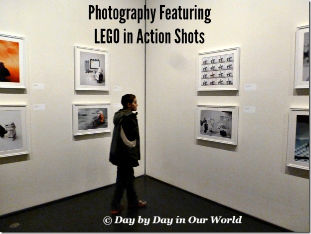 Photography Featuring LEGO in Action Shots
