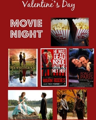 Snuggle Up For A Valentine's Day Movie Night