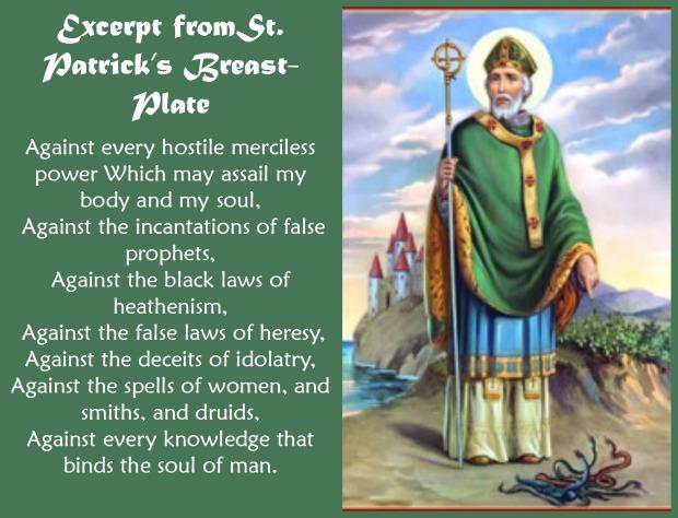 St. Patrick's Breast-Plate