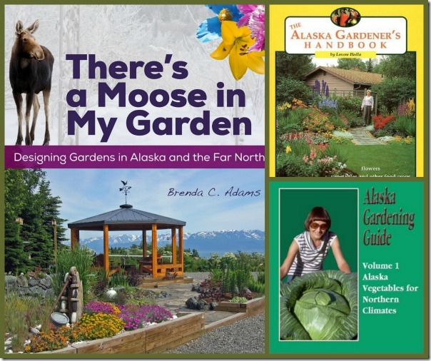 Cold Climate Gardening Books Specifically Written for Alaska