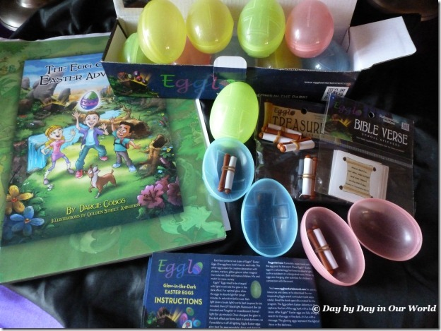 Easter Egg Hunt Materials from Egglo Entertainment