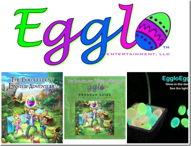 Egglo Entertainment Easter Egg Products