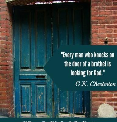 5th Full Week of Lent (2015): Where Do We Seek God?