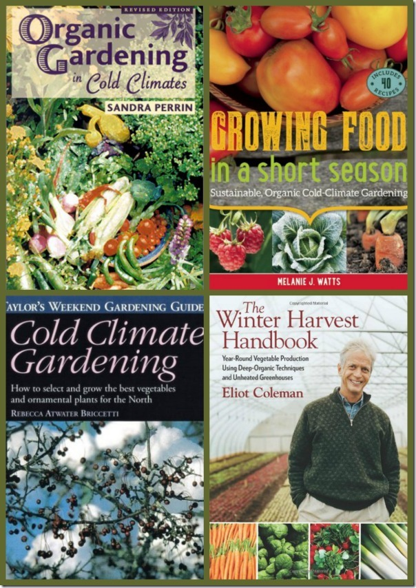 General Cold Climate Gardening Books