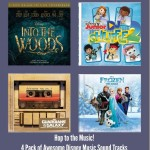 Hop to the Music! ~ 4 Pack of Awesome Disney Music Sound Tracks