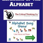 Liven Up Learning of the Alphabet Compliments of The Critical Thinking Co.