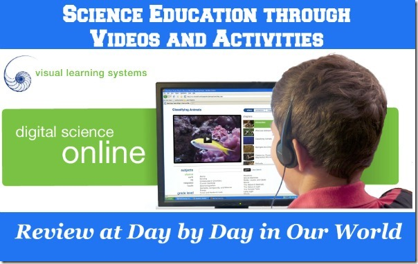 Visual Learning Systems Science Education through Videos and Activities