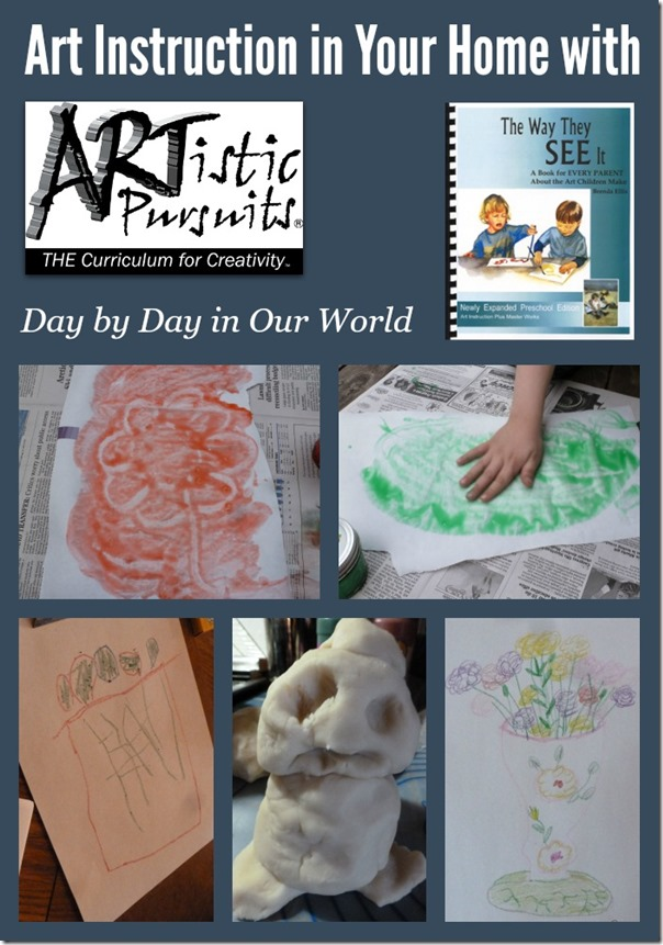 Art Instruction in Your Home with ARTistic Pursuits