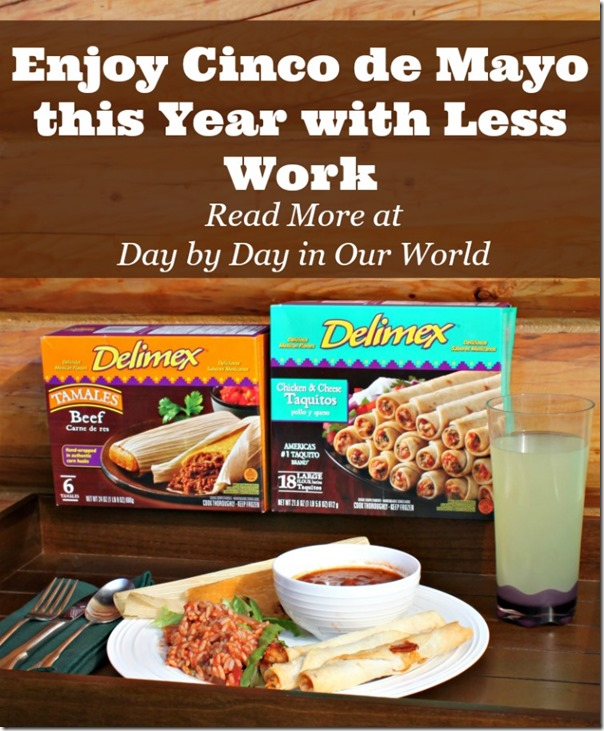 Enjoy Cinco de Mayo this Year with less Work DelimexFiesta