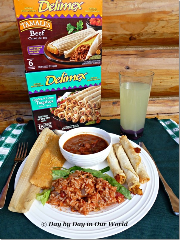 Enjoy a Hearty Mexican Meal for Cinco de Mayo with Delimex