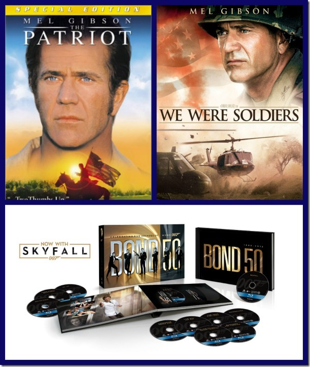 Must Have Movies for Young Adult Men Action Adventure