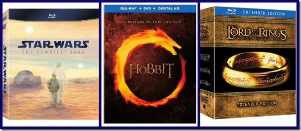 Must Have Movies for Young Adult Men Fantasy Sci Fi