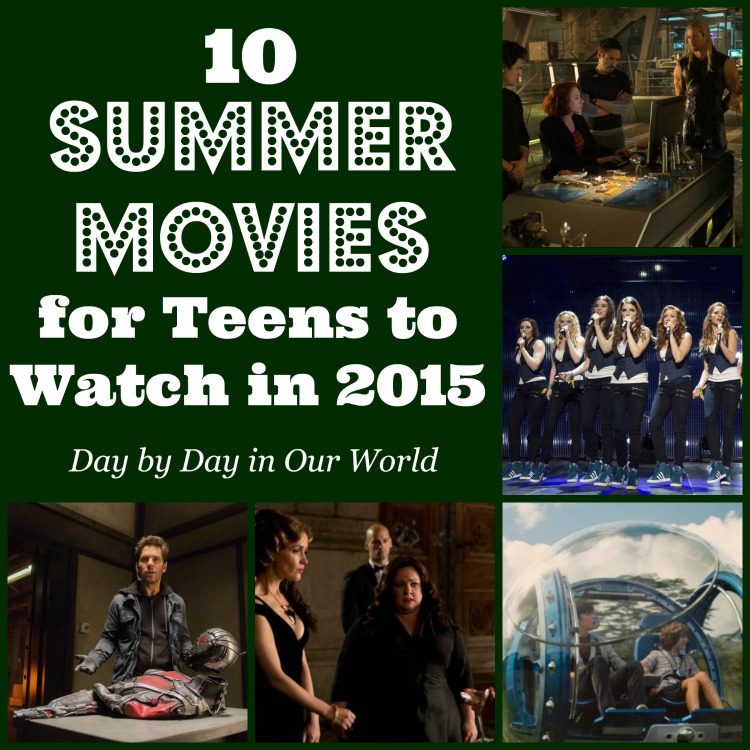 10 Summer Movies for Teens to Watch in 2015 EntertainmentHOP