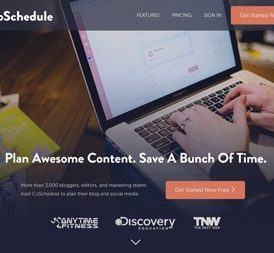 Managing Your Editorial Calendar and Social Media Strategy with CoSchedule