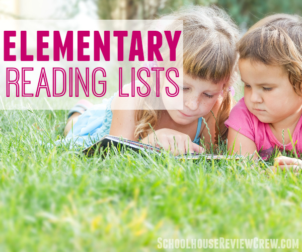 Elementary-Reading-Lists