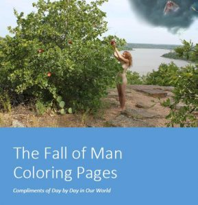 Fall of Man Coloring Book