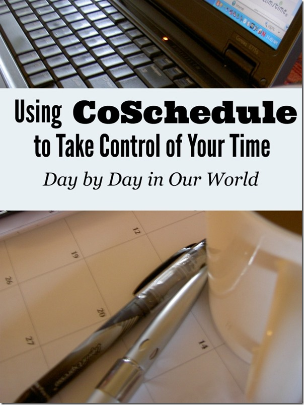 Learn how using CoSchedule Can Allow Bloggers to Manage their Editorial Calendar Social Media Strategy and Time