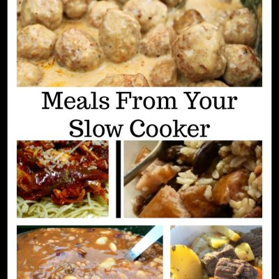 Celebrating National Slow Cooker Month