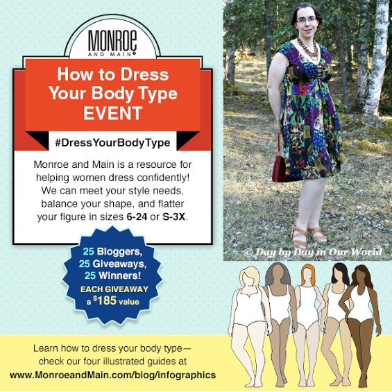 Monroe and Main Shapewear Event Day by Day in Our World