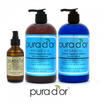 Get Thicker Hair with Pura d'or