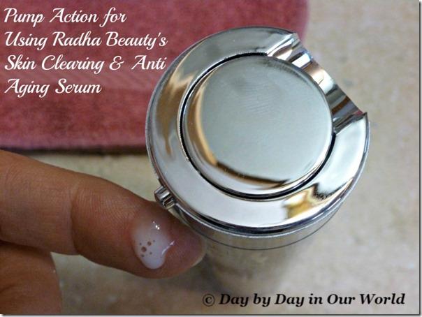 Radha Beauty's Skin Clearing & Anti Aging Serum