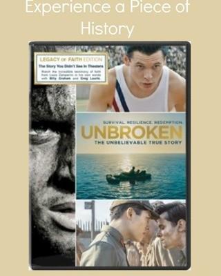 Unbroken Movie: One Perspective on World War II