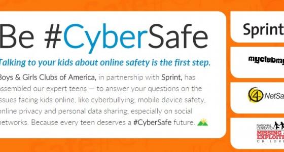 Be #Cybersafe