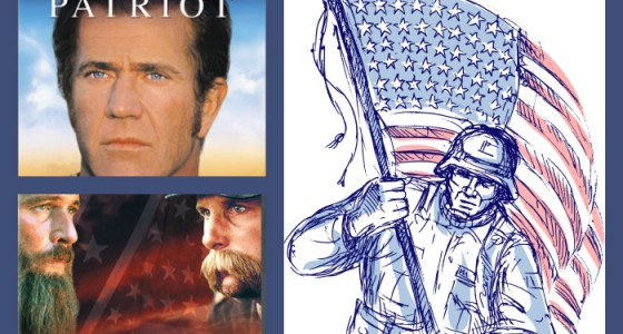 Celebrate American Patriotic Holidays with one of these poignant movies based in American History