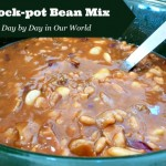 Crock Pot Bean Mix