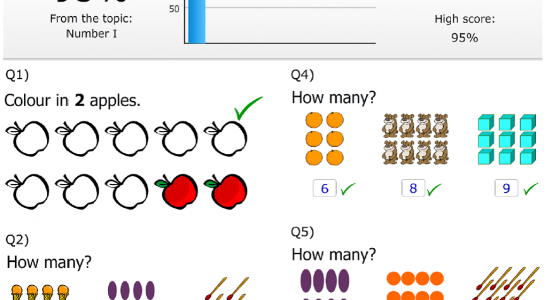 Example of Saved Work for CTC Math