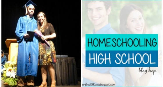 Homeschooling High School Blog Hop Featured Image