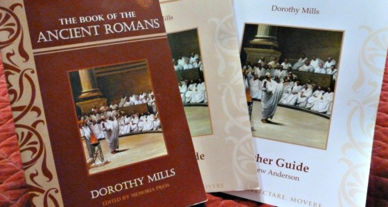 The Book of the Ancient Romans Set