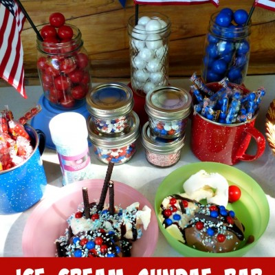 Using Sweetworks Candies for an Ice Cream Sundae Bar