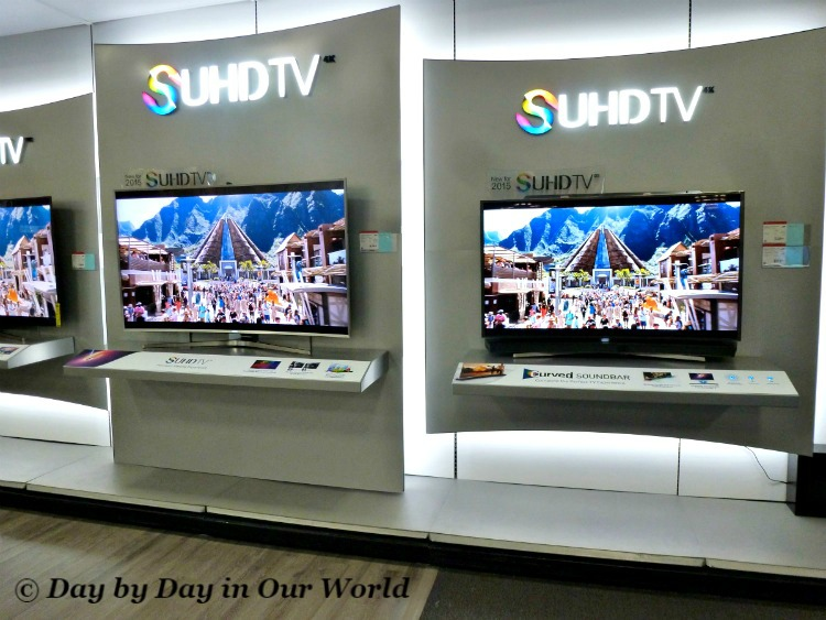 SUHDTV Vibrant Images in the Samsung Shop at Best Buy