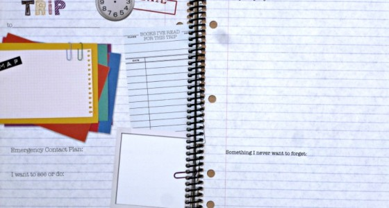 Specific Trip Pages Ready to Complete in the Apologia Exploring Creation Field Trip Journal