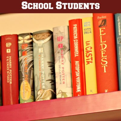 Summer Reading List Suggestions for Middle School Students