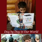 Capturing Memories with the Exploring Creation Field Trip Journal